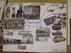 woordenschatontwikkeling - voertuigen