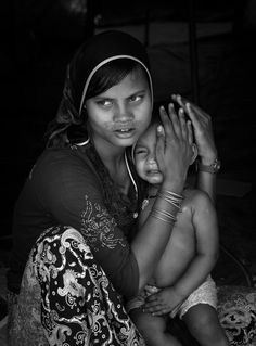 "Described by UN Secretary-General Antonio Guterres as ""one of, if not the, most discriminated people in the world"", the Rohingya are one of Myanmar's many ethnic minorities. The massive numbers of refugees who fled to Bangladesh in 2017 joined hundreds of thousands of Rohingya who had fled Myanmar in previous years. Kutupalong is the largest refugee settlement in the world ."