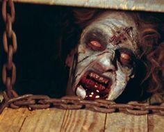 Ellen Sandweiss, The Evil Dead, 1981