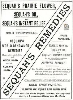 Sequahs Remedies Digital Art