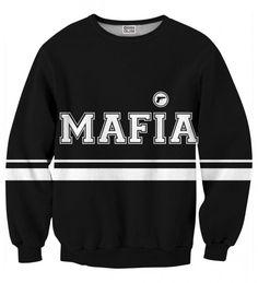 Mafia sweatshirt Miniaturen 1