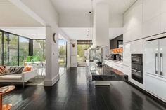Stalking modern living in a historic home