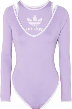 Shop all sportswear at NET-A-SPORTER for performance labels with style and substance. T Shirt Crop Top, Crop Top Sweater, Sexy Outfits, Cute Outfits, Fashion Outfits, Nasa Clothes, Adidas Outfit, Colourful Outfits, All Fashion