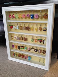 how to display your keychain collection i wish i knew