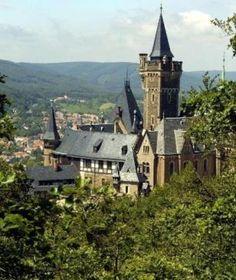 Sachsen-Anhalt - Schloss Wernigerode