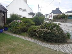 2013. #jeannereidpaysagiste #paysagiste #landscaper #jeannereidlandscaper #gardenconcept ◹◸ #moderngarden #jardinmoderne #garden #jardin #designedgarden #topiary #topiaire #gravillons #gravel #flowerbed