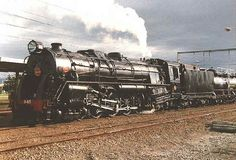 Steam Locomotives | ka 945 restored and owned by steam incorporated photo steam