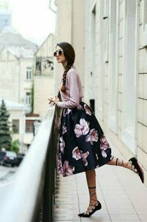 Travelling Fashionable: Άνοιξη και floral πάνε μαζί! (part 1)