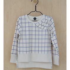 Image of Mainio Clothing Ruutu Ruffle Sweatshirt (50%)