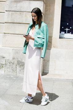 FWAH2016 Street looks à la fashion week haute couture automne-hiver 2016-2017 de…