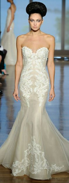 Ines Di Santo Bridal Collection Spring 2014