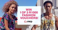 WIN 1 OF 3 R1000 Mr. PRICE FASHION VOUCHERS! #ad