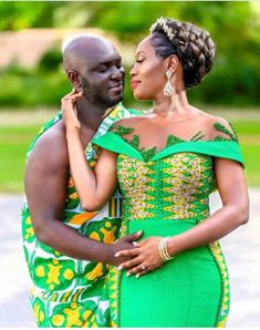 40 Gorgeous Wedding Dress Styles For Your African Traditional Wedding - The Glossychic African Prom Dresses, Latest African Fashion Dresses, African Print Fashion, African Dress, African Traditional Wedding Dress, African Fashion Traditional, African Wedding Attire, African Attire, Beautiful Wedding Gowns