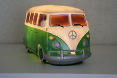 Nachtlamp volkswagen busje