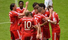 Bayern 3 Augsburg 0 - FCB victorious in Heynckes' last home game