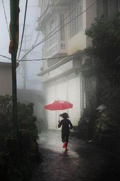 Jacrot: Rouge Inde  - Umbrella