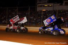 Dietrich makes it Posse 1, Outlaws 0 at Lincoln Speedway ~ Skirts and Scuffs