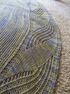 mettallurgy by verybusymonkey - my Handmaiden sea silk will be perfect for this!