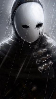 24 Anime Wallpaper Boy Mask Orochi Wallpaper