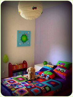 #crochet #kids #bedroom