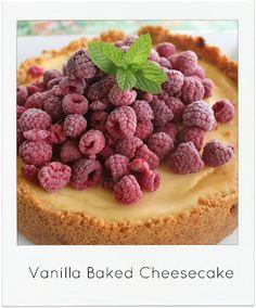 Bourbon-Roasted Cheesecake Photo; Maria del Mar Sacasa   Cakes Amazing ...