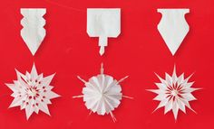 So bastelt ihr Sterne aus Butterbrottüten Origami: That's how you make stars out of sandwich bags – [GEOLINO] Christmas Family Feud, Christmas Bags, Christmas Holidays, Christmas Decorations, Christmas Ornaments, Christmas Origami, Paper Snowflakes, Paper Stars, Xmas Crafts
