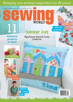Sewing by nin...FREE MAGAZINE!!