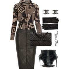 Leather & Luxury