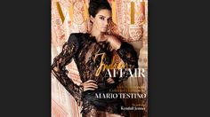 Kendall Jenner appeared on the cover of 'Vogue India' and people had a LOT to say Social Media Sales