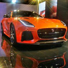 The fastest Jaguar has been unveiled! Welcome to SA F-Type SVR Jaguar Type, Jaguar Cars, Car Photos, Car Pictures, Car Goals, Modified Cars, Car Photography, Car Car, Exotic Cars