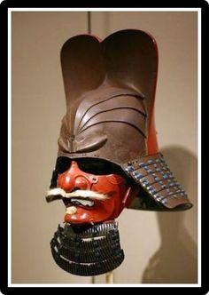 Japanese Samurai Warrior Mask | Samurai Masks