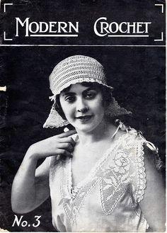 Modern Crochet No.3. Chicago, Illinois, 1918 - Doris - Picasa Web Albums