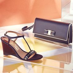 "How do we say, ""classic luxury"" in Italian? Salvatore Ferragamo."