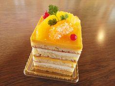 べ・オランジユ   ¥432(400)       オンンジとバナナのお菓子