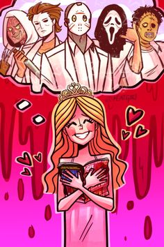 Slashstreet Boys, Carrie White, Horror Characters, Horror Movies, Funny For Some Seriously Groovy Horror and Cult Clothing. Horror Movies Funny, Horror Movie Characters, Scary Movies, Terror Movies, Arte Horror, Horror Art, The Puppeteer Creepypasta, Carrie White, Slasher Movies