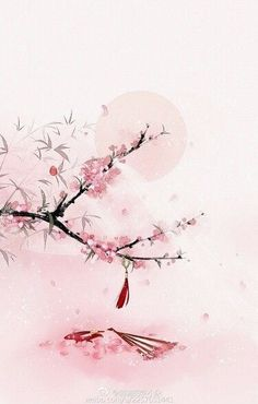 Page 3 Read Cổ trang from the story stock gallery by -rkfawnn (fawnn) with reads. Chinese Background, Cherry Blossom Art, Art Asiatique, China Art, Anime Scenery, Flower Backgrounds, Japan Art, Chinese Painting, Ancient Art