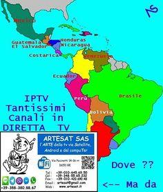 Tantissimi Canali da tutta l'AmericaLatina in Diretta TV !!!! Dove ??? Ma da #ARTESAT !!! www.artesat.it  #as96 #aspc #stgoasbl #staswpbl  #stdwasfbpg #stdwfbac #sttcanot #stasappi #sttegfbac #sttggsp