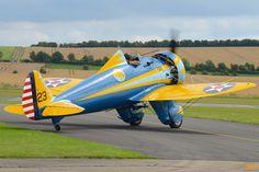 P-26A Peashooter, Duxford, UK, 2014. . .
