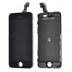 iPhone 5C Replacement LCD Screen and Touch Glass D by esource7.deviantart.com on @DeviantArt