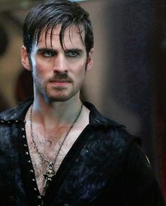 Goodness Lord and saints above...Killian angry and wet to boot...