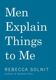 YES! Stop it, men!