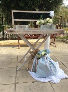 Στολισμοί Γάμου & Βάπτισης Outdoor Tables, Outdoor Decor, Outdoor Furniture, Home Decor, Decoration Home, Room Decor, Interior Decorating, Outdoor Furniture Sets