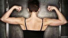 Gender politics: Female muscle | The Economist