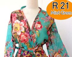Hospital Gown Only Front Buttoned Delivery Kaftan by silkandmore
