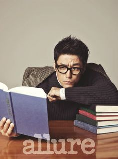Ji Jin-hee's November photo shoots » Dramabeans » Deconstructing korean dramas and kpop culture