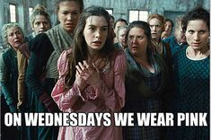 "Les Mean Girls Is ""Mean Girls"" Meets ""Les Miserables"" And It's Glorious Like this."