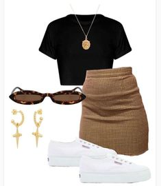 See our straightforward, confident & just stylish Casual Outfit inspiring ideas. Get encouraged using these weekend-readycasual looks by pinning your favorite looks. Mode Outfits, Fall Outfits, Fashion Outfits, Sneakers Fashion, Cute Casual Outfits, Stylish Outfits, Polyvore Outfits Casual, Outfit Designer, Mode Ootd