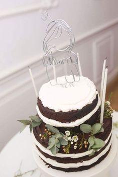 Cake topper www.artbending.ro