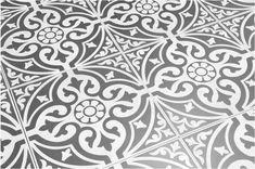 Victorian Effect Ceramic Devonstone Feature floor tiles.British Ceramic Tiles #CeramicFloorDesigns click the image or link for more info..
