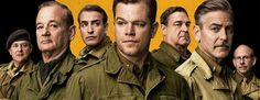Read on for an essay on the Monuments Men, the movie. We can write such an essay for you. Simply order your essay with us to get essay help online now.